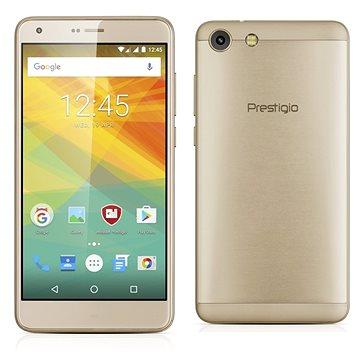 Prestigio Grace S7 LTE Gold (PSP7551DUOGOLD) + ZDARMA Bezpečnostní software Kaspersky Internet Security pro Android pro 1 mobil nebo tablet na 6 měsíců (elektronická licence) Digitální předplatné Interview - SK - Roční od ALZY Digitální předplatné Týden -