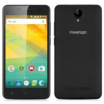 Prestigio Grace R5 LTE Black (PSP5552DUOBLACK) + ZDARMA Bezpečnostní software Kaspersky Internet Security pro Android pro 1 mobil nebo tablet na 6 měsíců (elektronická licence) Digitální předplatné Interview - SK - Roční od ALZY