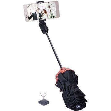Papaler deštník černý (P101)