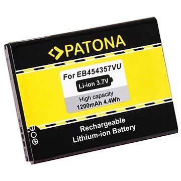 PATONA pro Samsung EB454357VU 1200mAh 3,7V Li-Ion (PT3107)