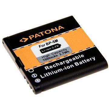 PATONA pro Nokia BP-5M 1000mAh 3,7V Li-Ion (PT3032)