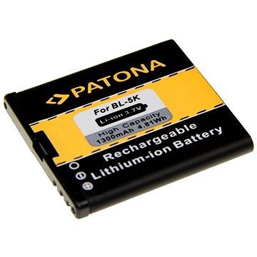 PATONA pro Nokia BL-5K 1300mAh 3,7V Li-Ion (PT3041)