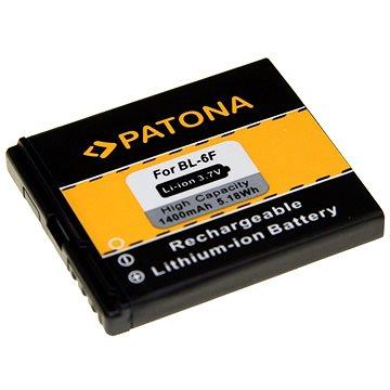 PATONA pro Nokia BL-6F 1400mAh 3,7V Li-Ion (PT3042)