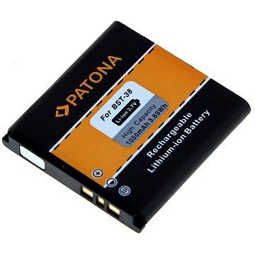 PATONA pro Sony Ericsson BST-38 1050mAh 3,8V Li-Ion (PT3069)