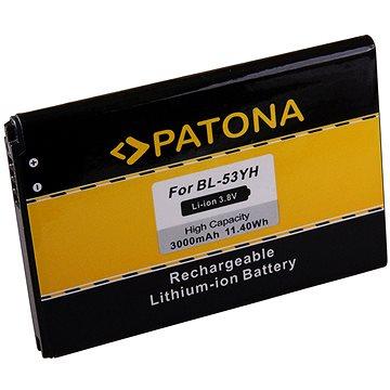 PATONA pro LG D855 3000mAh 3.8V Li-Ion BL-53YH (PT3149)