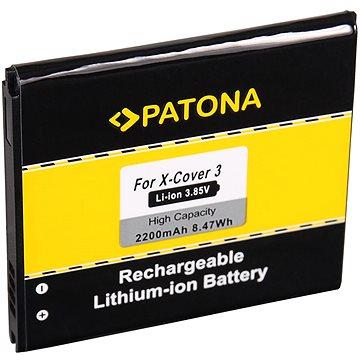PATONA pro Samsung X-Cover 3 2200mAh 3,85V Li-lon (PT3175)