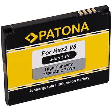 PATONA pro Motorola Razr V8 750mAh 3,7V Li-lon (PT3178)