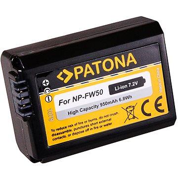 PATONA pro Sony NP-FW50 950mAh Li-Ion (PT1079)