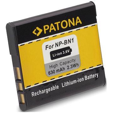 PATONA pro Sony NP-BN1 630mAh Li-Ion (PT1084)