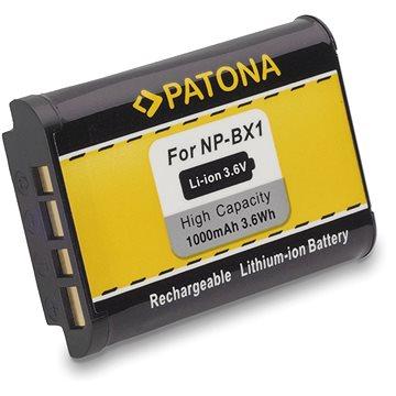 PATONA pro Sony NP-BX1 1000mAh Li-Ion (PT1130)