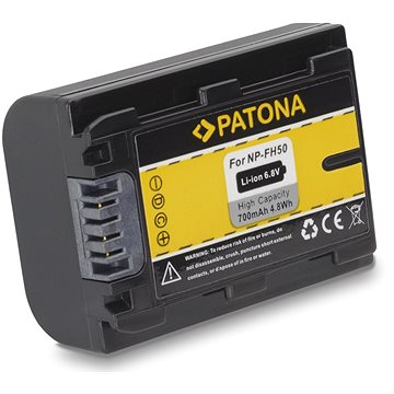 PATONA pro Sony NP-FH50 700mAh Li-Ion (PT1119)