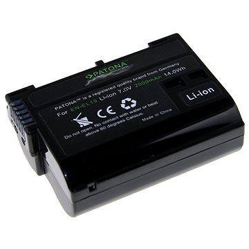 PATONA pro Nikon EN-EL15 2000mAh Li-Ion Premium (PT1224)