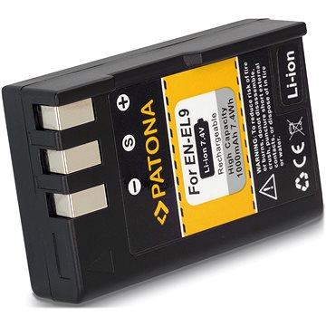 PATONA pro Nikon EN-EL9 1000mAh Li-Ion (PT1040)