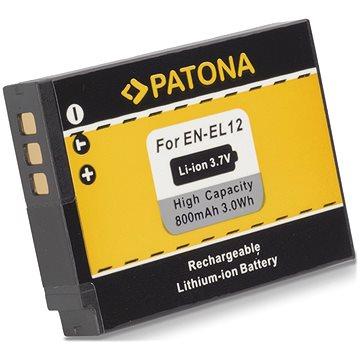 PATONA pro Nikon ENEL12 800mAh Li-Ion (PT1088)