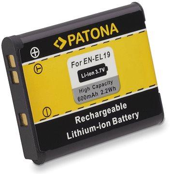 PATONA pro Nikon EN-EL19 600mAh Li-Ion (PT1090)