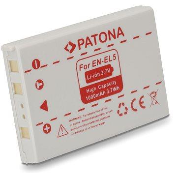 PATONA pro Nikon EN-EL5 1000mAh Li-Ion (PT1037)