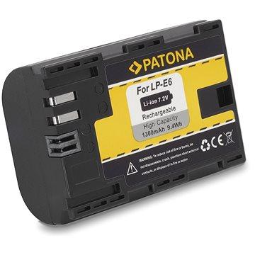 PATONA pro Canon LP-E6 1300mAh Li-Ion (PT1078)