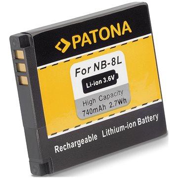 PATONA pro Canon NB-8L 740mAh Li-Ion (PT1113)