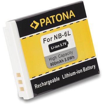 PATONA pro Canon NB-6L 800mAh Li-Ion (PT1006)