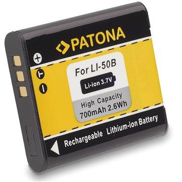 PATONA pro Olympus Li-50B 700mAh Li-Ion (PT1032)