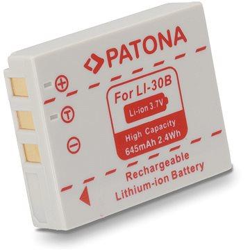 PATONA pro Olympus Li-30b 645mAh Li-Ion (PT1030)