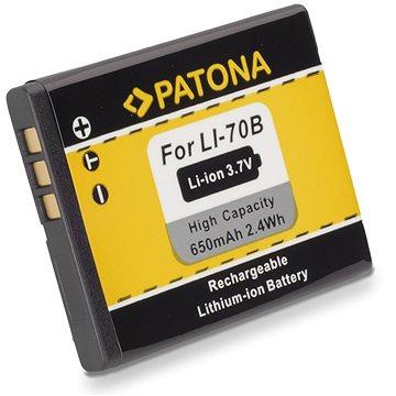 PATONA pro Olympus Li-70b 650mAh Li-Ion (PT1093)
