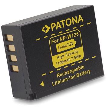 PATONA pro Fuji NP-W126 1100mAh Li-Ion (PT1111)