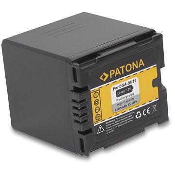 PATONA pro Panasonic CGA-DU21 2100mAh Li-Ion (PT1046)