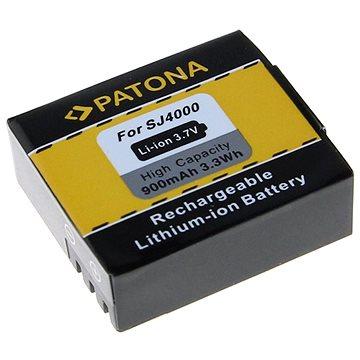 PATONA pro SJCAM SJ4000 900mAh Li-Ion, Rollei 220 (PT1228)
