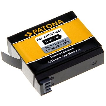 PATONA pro GoPro Hero 4 AHDBT-401 1160mAh Li-Ion (PT1235)