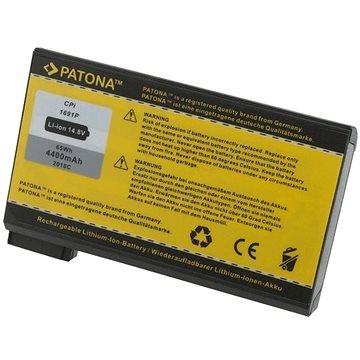 PATONA pro ntb DELL INSPIRON 2500/3700 4400mAh Li-Ion 14, 8V (PT2018)