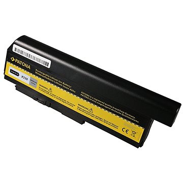 PATONA pro LENOVO ThinkPad X230/X220 6600mAh Li-Ion 10.8V (PT2791)