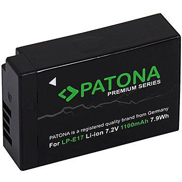 PATONA pro Canon LP-E17 950mAh Li-Ion Premium (PT1251)