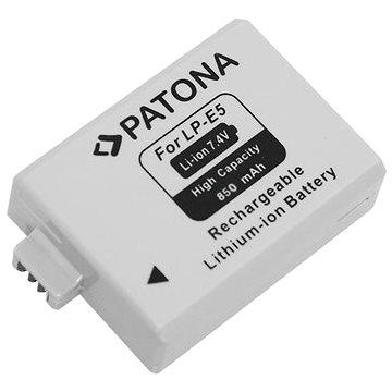 PATONA pro Canon LP-E5 850mAh Li-Ion (PT1012)