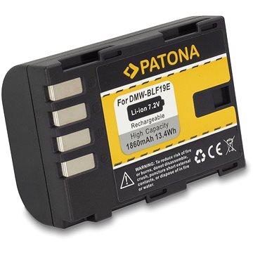 PATONA pro Panasonic DMW-BLF19 1860mAh Li-Ion (PT1155)