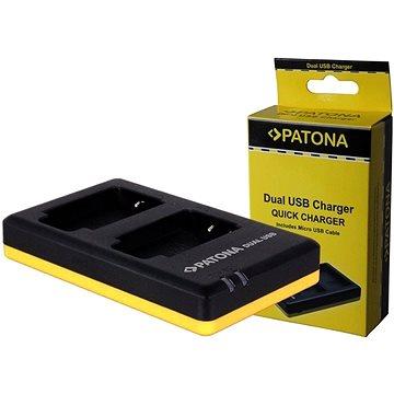 PATONA Foto Dual Quick Nikon EN-EL15 (PT1965)
