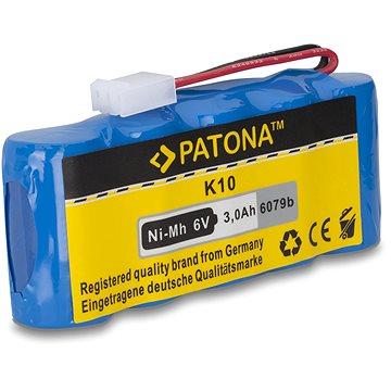 PATONA pro Bosch Rollfix / Somfy 6,0V 3000mAh Ni-Mh (PT6079)