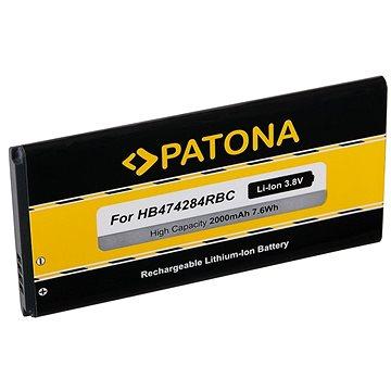 PATONA pro Huawei Ascend G620 2000mAh 3,8V Li-lon (PT3194)