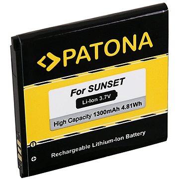 PATONA pro Wiko Sunset 1300mAh 3,7V Li-lon (PT3206)