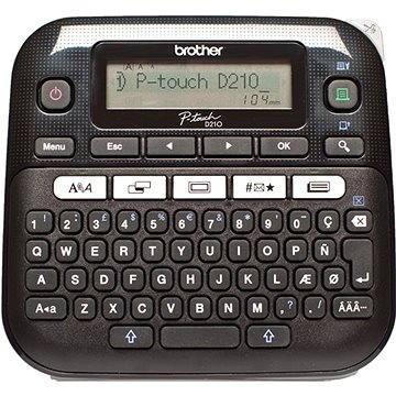 Brother PT-D210 (PTD210YJ1)
