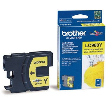 Brother LC-980Y (LC980Y)