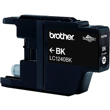 Brother LC-1240 BK černá (LC1240BK)