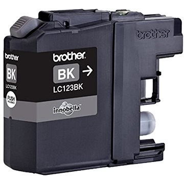 Brother LC-123BK černá (LC123BK)