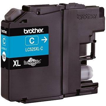 Brother LC-525XLC azurová (LC525XLC)