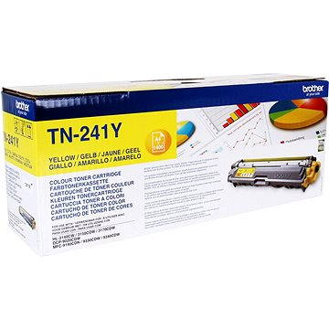 Brother TN-241Y žlutý (TN241Y)