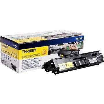 Brother TN-900Y žlutý (TN900Y)