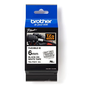Brother TZE-FX211 (TZEFX211)