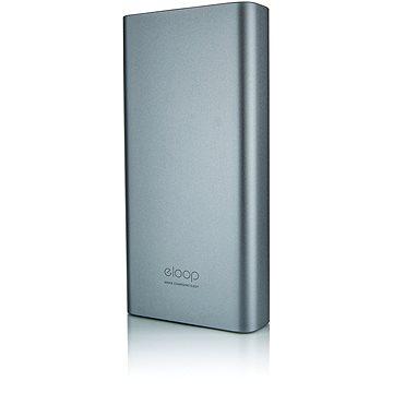Eloop E37 22000mAh Quick Charge 3.0+ PD (18W) Grey (E37 Grey)