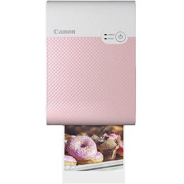 Canon SELPHY Square QX10 růžová KIT (vč. 20ks papíru) (4109C013)