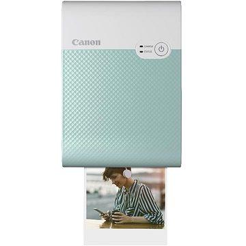 Canon SELPHY Square QX10 zelená KIT (vč. 20ks papíru) (4110C013)